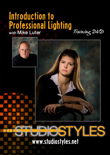 Introduction to Professional Lighting DVD Cover