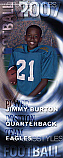 Football Locker Poster