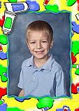 Pre-School Photo Frame