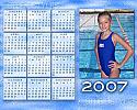 Swimming Calendar