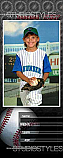 Baseball Locker Poster