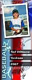 Baseball Locker Poster