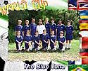Soccer Team Graphic