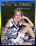 Legacy Sports Magazine Cover-Squad