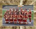 School Cheerleading Team Graphic
