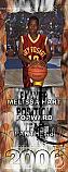 Basketball Locker Poster