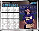 Legacy Sports Calendar-Softball