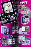 Dance Point of Sale Display Board MM_0005