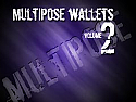 MULTI-POSE WALLETS VOL. 2 - PURCHASE ENTIRE VOLUME ON CD