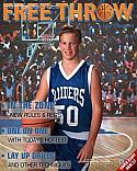 Legacy Sports Magazine Cover-Free Throw