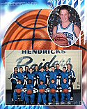 Basketball Designer Memory Mate