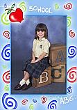 Pre-School Designer Magnet