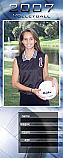 Volleyball Locker Poster