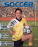Legacy Sports Magazine Cover-Soccer