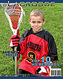 Lacrosse Magazine Cover