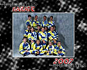 Karate Team Graphic