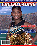 Cheerleading Magazine Cover