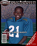 Football Magazine Cover