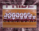 School Football Team Graphic