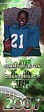 Football Locker Poster