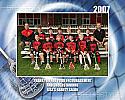 Lacrosse Sponsor/Coach Plaque