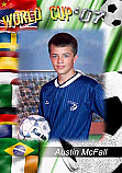 Soccer Designer Magnet