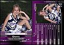 Cheerleading Trading Card