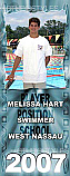 School Swimming Locker Poster