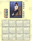Pre-School Calendar