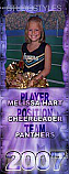 Cheerleading Locker Poster