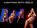 Lighting with Gels