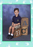 Pre-School Photo Frame