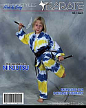 Karate Magazine Cover