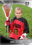 Lacrosse Trading Card