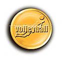 Legacy Sports Logo-Volleyball