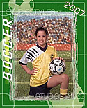 Legacy Sports Poster-Soccer