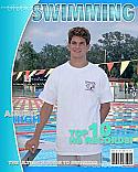 Swimming Magazine Cover
