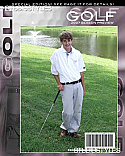 School Golf Magazine Cover