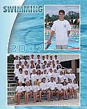 Swimming Designer Memory Mate