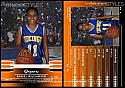 Basketball Trading Card