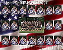 Cheerleading Team Composite