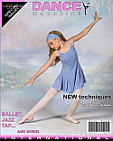 Dance Magazine Cover