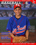 Baseball Magazine Cover