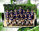 Softball Team Graphic