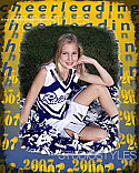 Legacy Sports Poster-Cheerleading