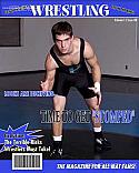 Wrestling Magazine Cover