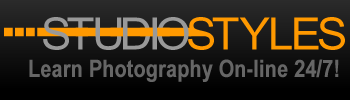 Learn Photography Online 24 / 7!